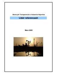 Nisma për Transparencën e Industrive Nxjerrëse - EITI
