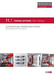 Catalogo principale Main catalogue - Concept-s-design.com