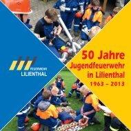 50 Jahre Jugendfeuerwehr Lilienthal