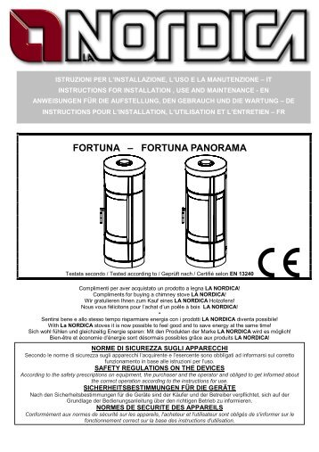 FORTUNA – FORTUNA PANORAMA