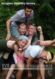 EVS guide for volunteers
