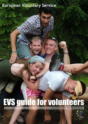 EVS guide for volunteers