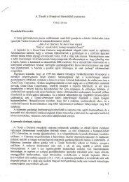 A Tiszát a Dunával összekötő csatorna Orlóei István