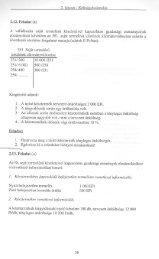 2. l'eiezet - Költségelszámolás 2.12. Feladat (x) - Mindenkilapja