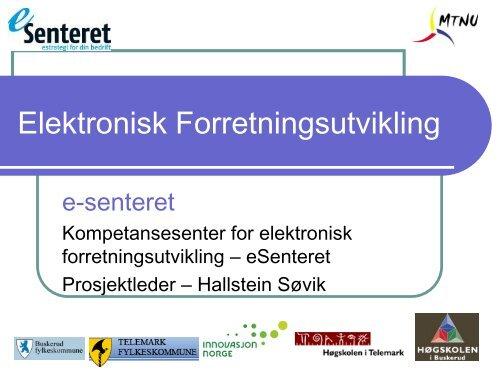 Hallstein Søvik - Innovasjon Norge