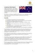 Erfaringer fra studieturen til New Zealand 18-29 ... - Innovasjon Norge - Page 6