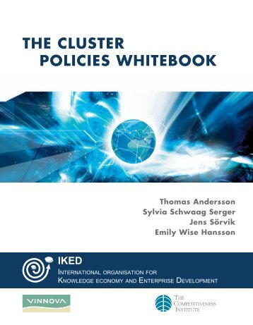 THE CLUSTER POLICIES WHITEBOOK