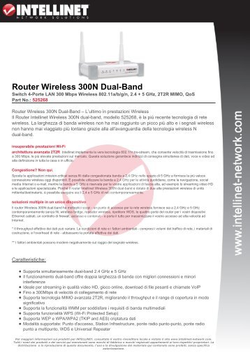 Router Wireless 300N Dual-Band - Amazon Web Services