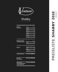 Preisliste als pdf - You-DesMo Designermöbel