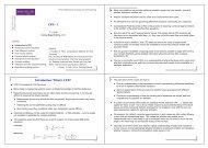 CFD - Turbulence Mechanics/CFD Group