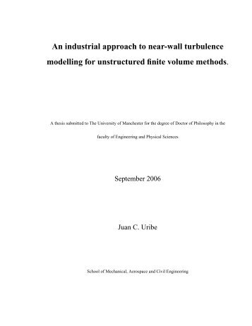 An industrial approach to near-wall turbulence modelling for ...