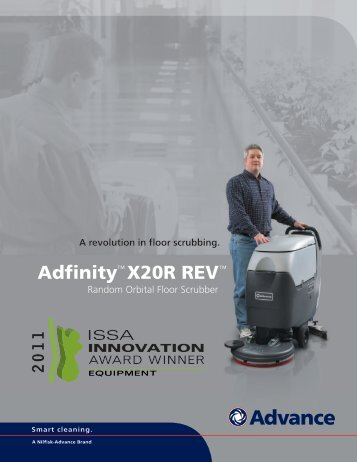 Adfinity™ X20R REV™ - Myers Supply & Chemical
