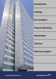 Introduction Heating Air-Condition Pressure Boosting Wastewater ...