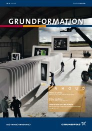 grundfos magazine - Energy-efficient pumps for commercial ...