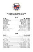 County Government Directory - Berrien County - Page 3