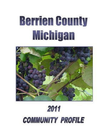 Community Profile - Berrien County