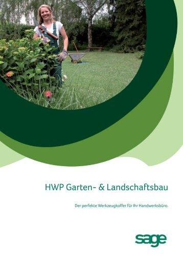 HWP Garten  U0026 Landschaftsbau