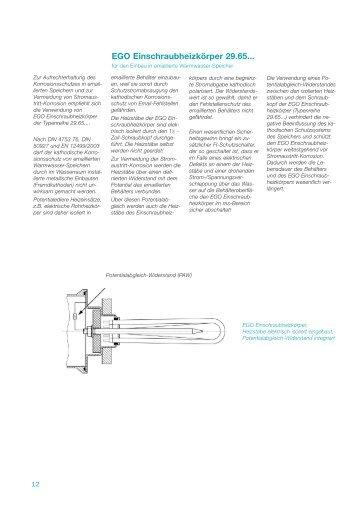 Einbauhinweise (PDF) - Egohilliges.de