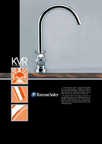 La gamme Ramon Soler a toujours été appréciée pour son design ...