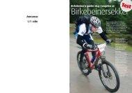 Birkebeinersekker 2010 - Bern Hansen