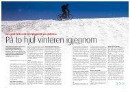Birkebeinermagasinet 08/2009 - Bern Hansen
