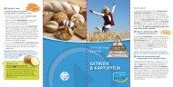 GETREIDE & KARTOFFELN - HSW Rezepte-Gesund essen