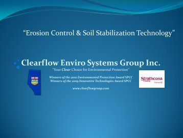 Clearflow Enviro Systems Group - Acamp