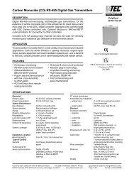 DT5-1112 - INTEC Controls