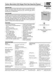 SPC3-1112 - INTEC Controls