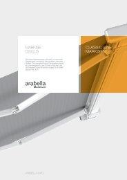 CLASSIC LINE MARKISEN Markise Discus - Arabella