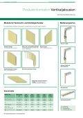 Produktinformation Vertikaljalousien - Arabella - Seite 2