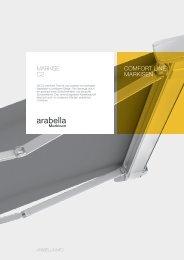COMFORT LINE MARKISEN Markise C2 - Arabella