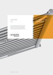 CLASSIC LINE MARKISEN Markise s2 - Arabella