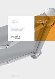 CLASSIC LINE MARKISEN Markise CoMpaCt - Arabella