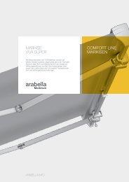 COMFORT LINE MARKISEN Markise V!Va super - Arabella