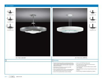 Ocl Envy Pendant - OCL Architectural Lighting
