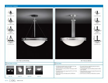 pendant - OCL Architectural Lighting