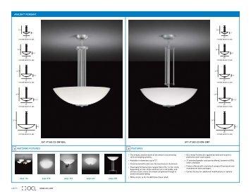 Ocl Avalon Pendant - OCL Architectural Lighting