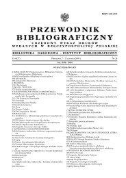 24 - Biblioteka Narodowa