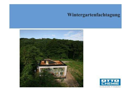 Silicon - Bundesverband Wintergarten eV