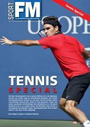 tennis special