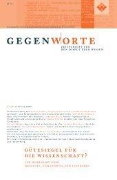 gw_05 innen z.belichten - edoc-Server der BBAW - Berlin ...