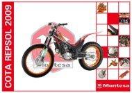Llistat Cota Repsol 09 GB.pmd - Honda