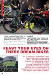 FEAST YOUR EYES ON THESE DREAM BIKES