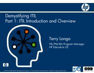 Demystifying ITIL Part 1: ITIL Introduction and Overview