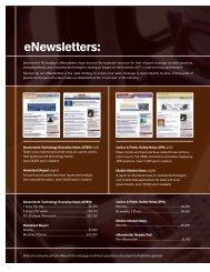 eNewsletters: