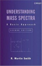 Understanding Mass Spectra (Wile... - World Tracker