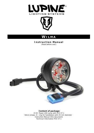 Wilmahead CL light - Evobike