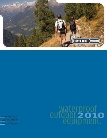 ORTLIEB catalogue 2010_pages 1-42 - Evobike