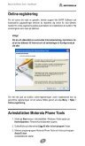 Motorola Phone Tools Snabbstart - Page 7